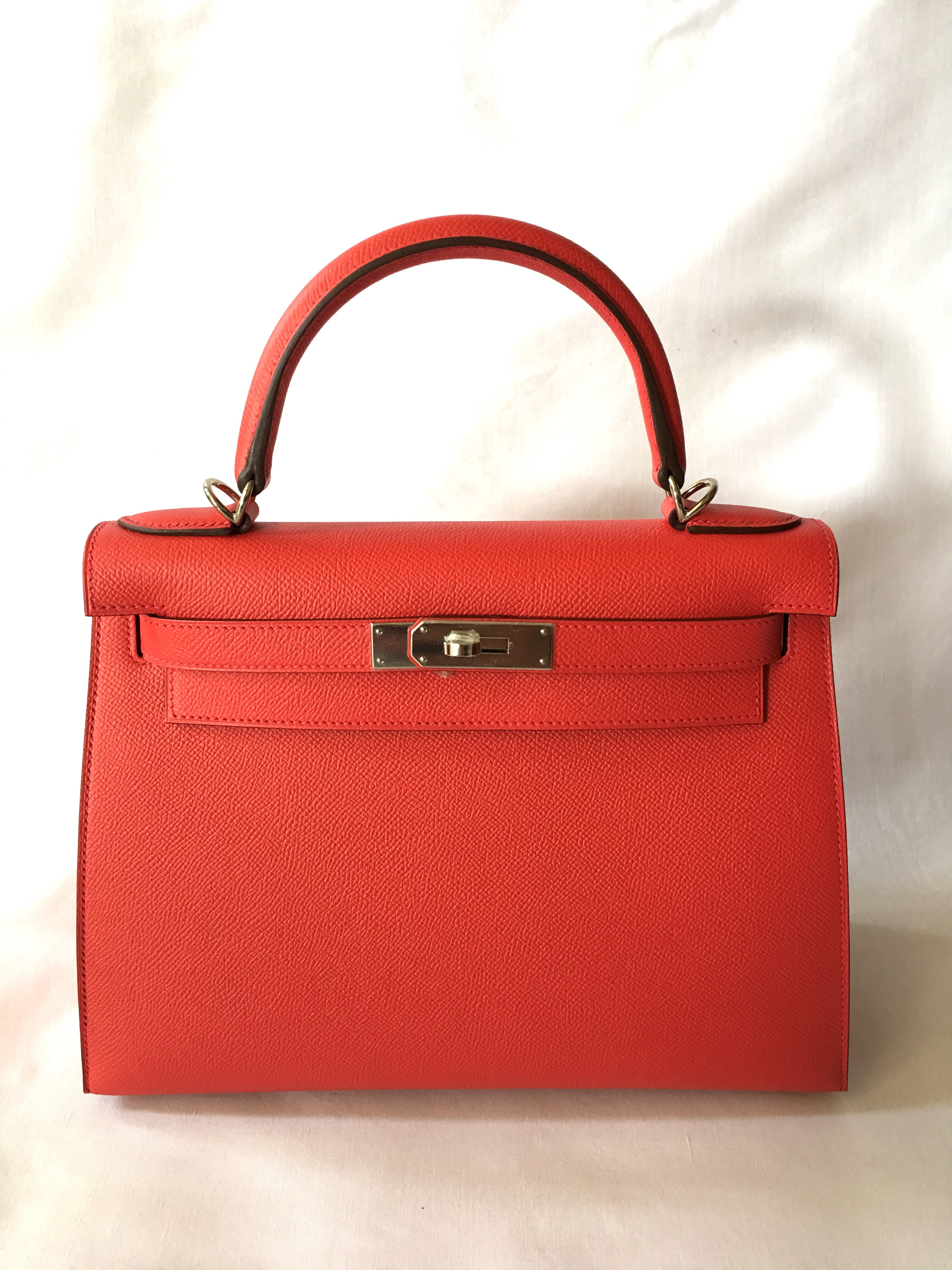 3adcff0014437 Hermes Kelly 28 Bougainvillier – Bags Blogger